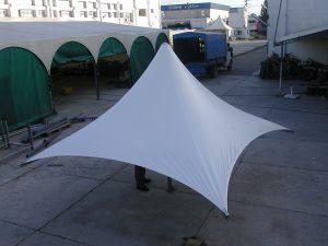Parasol pour hôtel