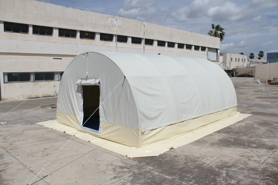 tente-tunnel