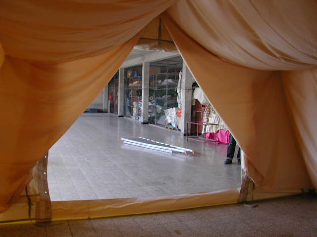 Tente Sahara
